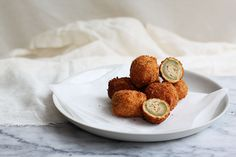 How to Make Stuffed, Deep Fried Olives