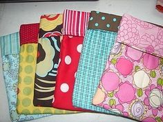 potato bags #gifts  #sewing