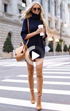 10 Looks com a bota que vai dominar esse inverno | Estilo