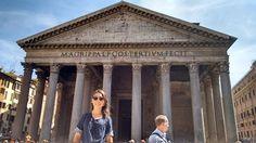 Miss Mabs de casa: Europa 2015: Roma - Parte 1