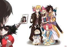 Tales Of Berseria Characters, Velvet Crowe, Video Game Anime, Video Games, Manga Anime, Anime Art, Tales Of Vesperia, Tales Series, Best Waifu
