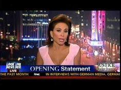 """Fox News shares...... [Judge Jeanine Pirro Opening Statement - Crisis At The Border - America U...] """"With all due respect Mr. President, you created this mess - now you fix it! You invited them in, now you solve it [...] Illegally entering the United States is not a right to citizenship. Don't tell us we're heartless because we believe in the rule of law, which is the foundation upon which our country was founded."""""""