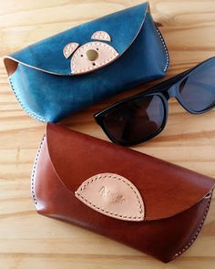 artchala handmade: Leather Workshop :: Smart Sunglasses Box 27&28 August…
