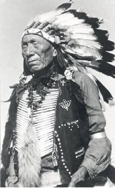 """Black Elk - Oglala Lakota (Sioux)  (December 1863 – August 19, 1950)    Black Elk was a famous Medicine Man and Holy Man of the Oglala Lakota (Sioux). He was Heyoka and a second cousin of Crazy Horse.    Black Elk said that during his life, he had several visions in which he learned things that would help his people. In his """"great vision,"""" at the age of nine, he said he met the spirit that guided the universe and saw a great tree that symbolized the life of the earth and of the Indian…"""