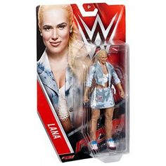 Mattel WWE Basic Series 64 Lana Wrestling Action Figure for sale online Figuras Wwe, Lana Wwe, Cj Perry, Wwe Action Figures, Rodeo Outfits, Wwe Elite, Total Divas, Reality Tv Shows, Wwe Divas