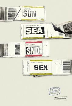 Travel ads - brilliant!