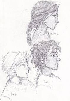 faces by *burdge-bug on deviantART