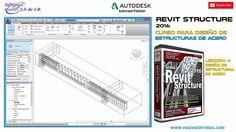 Revit 2016 Structure Curso | Tutorial Revit 2016 Leccion 4: Diseño de Es...