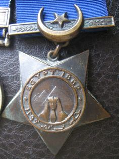 EGYPT 1882 MEDAL GROUP HIGHLAND OFFICER WOUNDED in ACTION.