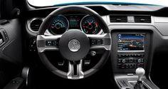 2018 Ford Mustang Cobra Interior