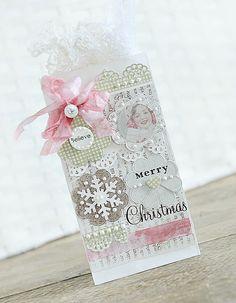 ~Merry Christmas~ Maja Design - Scrapbook.com