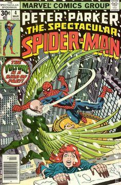 Spectacular Spider-Man (1976 1st Series) 4
