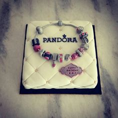 Breautiful Pandora cake