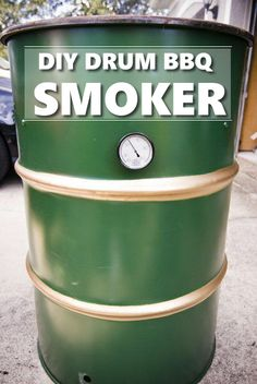 Ok seriously when I first heard the name of this smoker, I was literally on the floor laughing out loud. Thanks goes to my hubby who came to me the other Barrel Bbq, Barrel Smoker, Metal Barrel, 55 Gallon Drum Smoker, Ugly Drum Smoker, Backyard Smokers, Outdoor Smoker, Barbecue Smoker, Bbq Grill