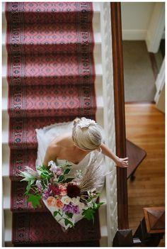 Real Wedding Preview from Volume 10 www.smitten-mag.com/read Photo: Lauren Methia Photography Design: mStarr Event Design Florals: Petal