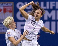 Pin by Bruce Tomaso on USWNT | Sydney leroux, Usa soccer women, Womens soccer
