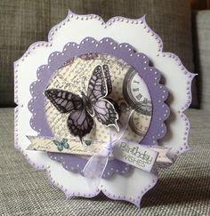 Craftwork Cards Blog: Flower Cards!