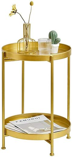 Round Metal Side Table, Metal End Tables, Round Coffee Table, Couch Table, Sofa Bench, Sofa Side Table, Console Table Next, Sofa Bed Living Room, Side Tables Bedroom