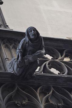Barcelona - Barrio Gótico by Piggy Forever, via Flickr  Barri Gotic (Gothic quarter) Barcelona, Spain.
