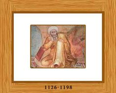 Ibn Rushd (1126 – 1198) Also known as Averroes. Arab philosopher and scholar who produced a series of summaries and commentaries on most of Aristotle's works and on Plato's Republic.