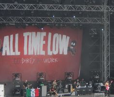 02 - 09- 2012.  All Time Low :3