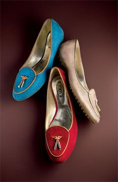 Tod's 'Dee Pantofola Laccetto' Loafer