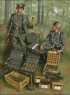 Pinturas, láminas e imágenes de la Segunda Guerra Mundial