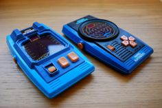 Mattel's LED handhelds had great design, that made up for the rudimentary gameplay #retrogaming