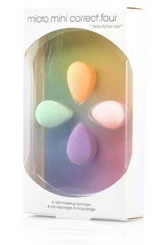 Beauty Blender Micro Mini Correct Four Set ($30)