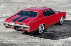 Chevrolet Chevelle SS | Rides Magazine