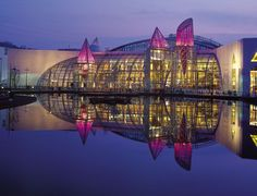Bluewater Kent, UK designed by Benoy « Awesome Architecture