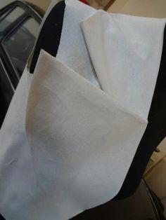 Origami tailored lapel  - TR cutting school