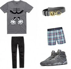 Different Types Of Sneakers Every Man Needs.  Wise men say that spending on things that keep you from the ground such as your bed, mattress, tires, and shoes, is worth the investment. Men should Dope Outfits For Guys, Swag Outfits Men, Boy Outfits, Trendy Outfits, Fashion Outfits, Nike Outfits, Summer Outfits, Teen Boy Fashion, Tomboy Fashion