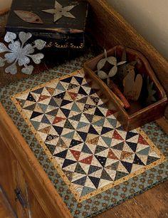 Antiquity quilt