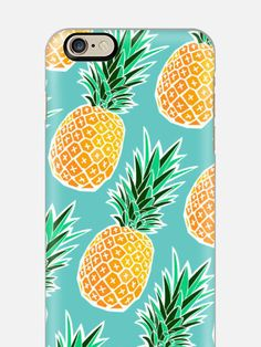 iPhone 6 Case , Pineapple iPhone 6 case - perfect for iPhone 6. Also comes in iphone 5c many other iphone models - see list below.  iPhone6