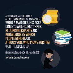 Abu Huraira (ra) reported Allah's Messenger (pbuh) as saying: .....