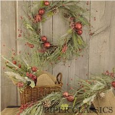 Great site for rustic decor