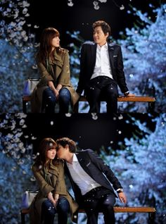 10 Romantic K-drama scenes to help you enjoy cherry blossom season by Vivi on Mon, Apr 20, 2015 3. Lie To Me