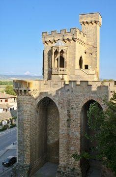 Castillo-Palacio de Olite, Navarra