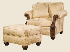 Island Estate Benoa Harbour Chair - Lexington Home Brands