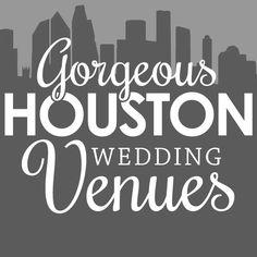 Best Wedding Venues in Houston