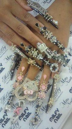 ♡ Gyaru Nails ♡