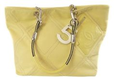 Chanel Quilted Canvas Tote Shoulder Bag. Get one of the hottest styles of the season! The Chanel Quilted Canvas Tote Shoulder Bag is a top 10 member favorite on Tradesy. Save on yours before they're sold out!