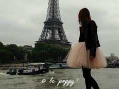 Custom couture ballerina short tutu by bepoppy.