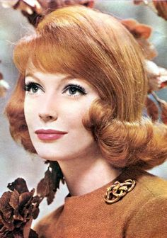 1960s hair & make up inspiration.