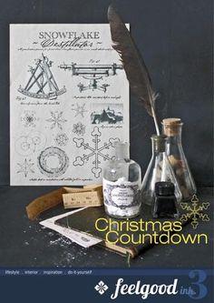 feelgood ink. Christmas countdown 2012