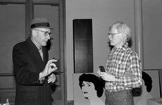 William S. Burroughs: Forever Cool Kid - http://art-nerd.com/newyork/william-s-burroughs-forever-cool-kid/
