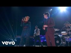 Lukas Graham, Kelsea Ballerini - Seven Years (LIVE from the 59th GRAMMYs) - YouTube