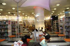 Библиотека Таиландского парка знаний, Бангкок, Таиланд