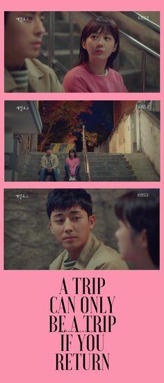 """Drama """"Go Back Couple"""""""
